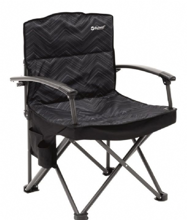 * Outwell Gorman Hills Folding Chair Black